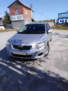 Губкинский Corolla 2007