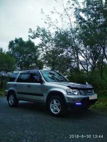 Новый CR-V 1999