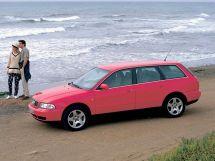 Audi A4 рестайлинг 1996, универсал, 1 поколение, B5