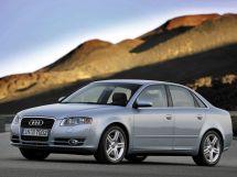 Audi A4 2004, седан, 3 поколение, B7