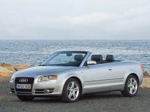 Audi A4 2005, открытый кузов, 3 поколение, B7