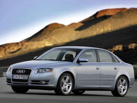 Audi A4 (B7) 11.2004 - 09.2007