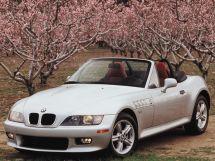 BMW Z3 рестайлинг 1999, открытый кузов, 1 поколение, E36/7