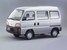 Honda Acty 2-й рестайлинг 1994, цельнометаллический фургон, 2 поколение