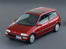 Honda Today 2-й рестайлинг 1990, хэтчбек 3 дв., 1 поколение