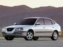 Hyundai Elantra рестайлинг 2003, лифтбек, 3 поколение