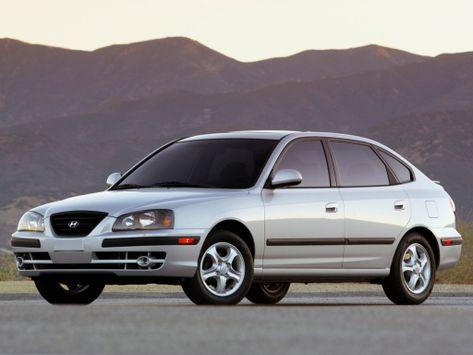 Hyundai Elantra  03.2003 - 08.2006