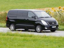 Hyundai Starex рестайлинг 2013, минивэн, 2 поколение, TQ