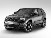 Jeep Grand Cherokee 2-й рестайлинг 2017, джип/suv 5 дв., 4 поколение, WK2