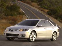 Mazda Mazda6 рестайлинг, 1 поколение, 06.2005 - 08.2008, Седан