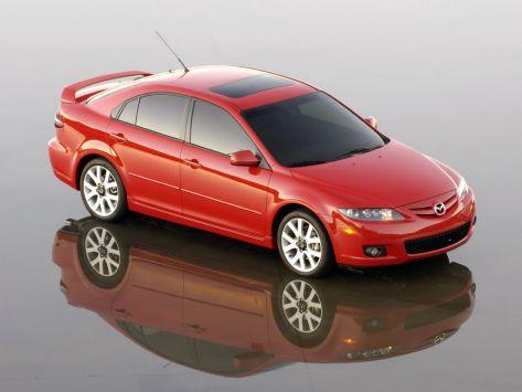 Mazda Mazda6 (GG) 06.2005 - 09.2008