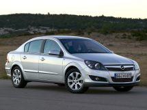 Opel Astra рестайлинг, 3 поколение, 11.2006 - 11.2014, Седан