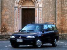 Opel Astra рестайлинг 1994, универсал, 1 поколение, F