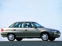 Opel Astra рестайлинг 1994, седан, 1 поколение, F