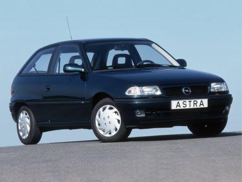 Opel Astra (F) 08.1994 - 06.1998