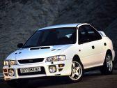 Subaru Impreza GC