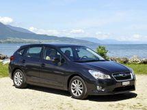 Subaru Impreza 4 поколение, 11.2011 - 09.2016, Хэтчбек 5 дв.
