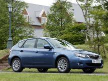 Subaru Impreza 3 поколение, 04.2007 - 06.2012, Хэтчбек 5 дв.