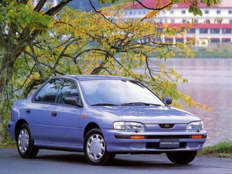 Subaru Impreza GC/G10