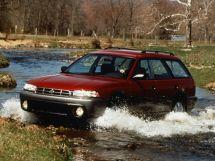 Subaru Outback 1994, универсал, 1 поколение, BG