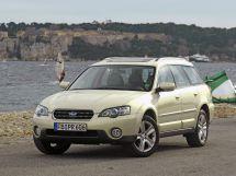 Subaru Outback 3 поколение, 10.2003 - 08.2006, Универсал