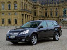 Subaru Outback рестайлинг, 4 поколение, 05.2012 - 03.2015, Универсал