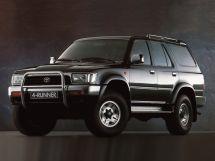 Toyota 4Runner рестайлинг 1992, джип/suv 5 дв., 2 поколение, N120, N130