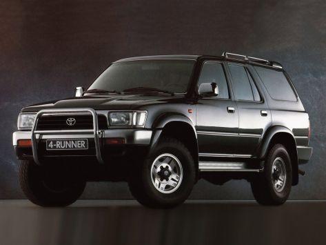 Toyota 4Runner (N120, N130) 09.1992 - 01.1995