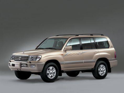 Toyota Land Cruiser J100