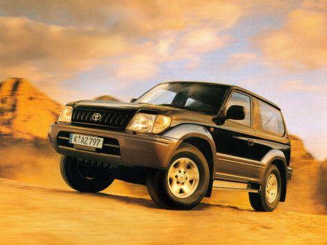 Toyota Land Cruiser Prado (J90) 05.1996 - 06.1999