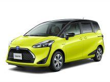 Toyota Sienta рестайлинг, 2 поколение, 09.2018 - н.в., Минивэн