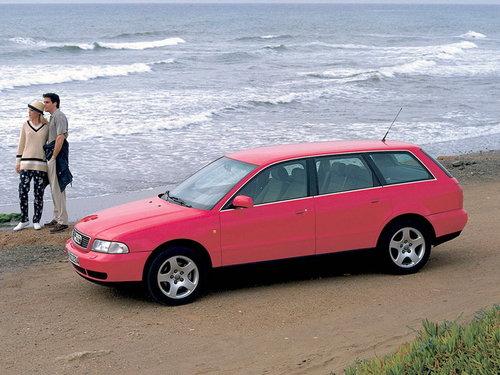 Audi A4 1996 - 1998