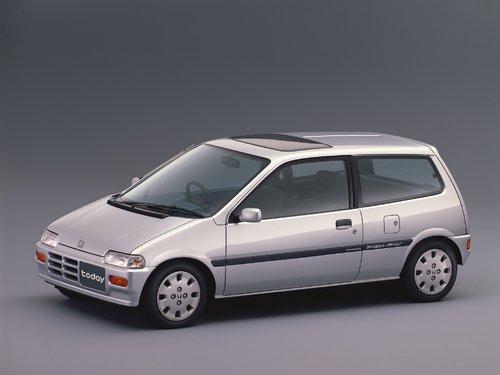 Honda Today 1988 - 1990