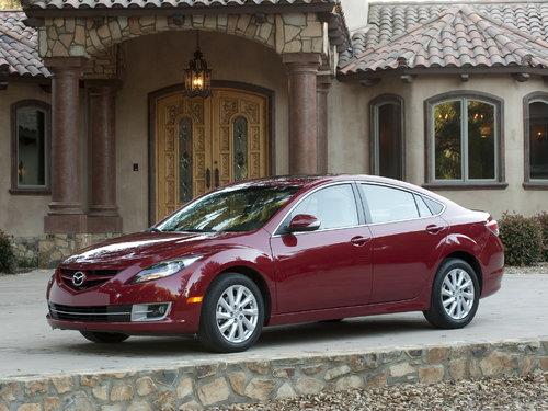 Mazda Mazda6 2008 - 2013