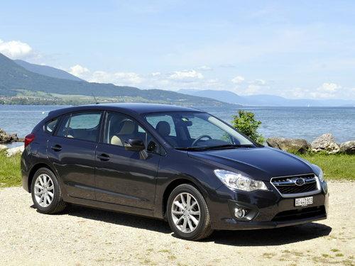 Subaru Impreza 2011 - 2016