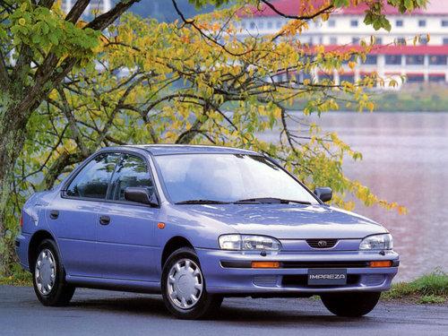 Subaru Impreza 1992 - 1996