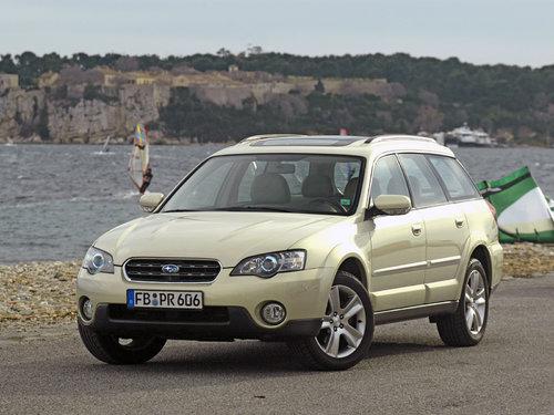 Subaru Outback 2003 - 2006