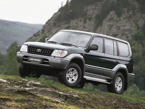 Toyota Land Cruiser Prado 1996 - 1999