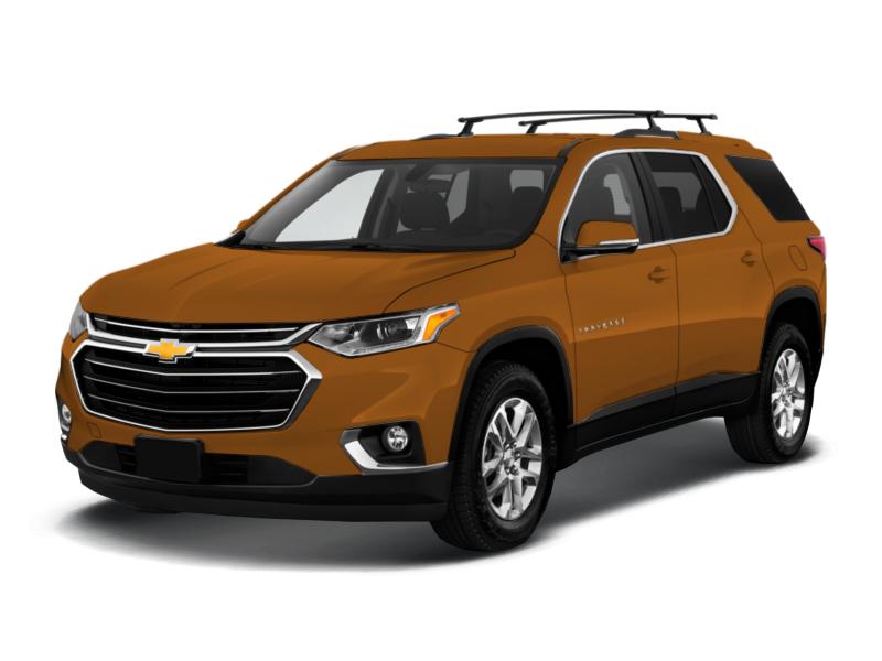 Chevrolet Traverse, 2018 год, 3 015 000 руб.