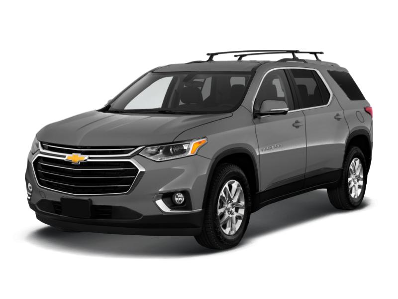 Chevrolet Traverse, 2019 год, 3 820 000 руб.
