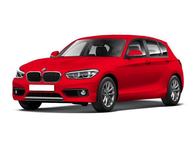 BMW 1-Series, 2018 год, 1 430 000 руб.