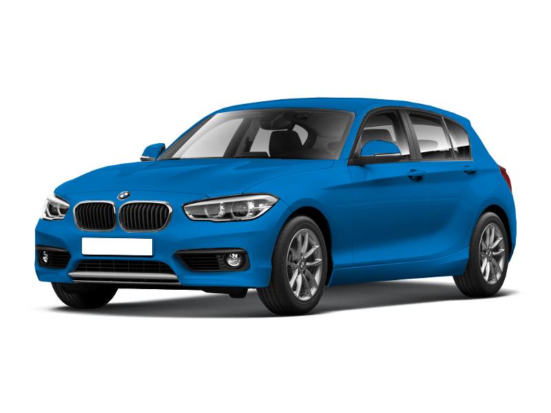 BMW 1-Series, 2019 год, 1 840 000 руб.