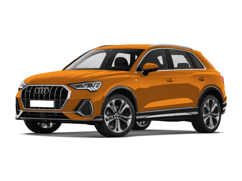 Audi Q3, 2019 год, 2 423 120 руб.