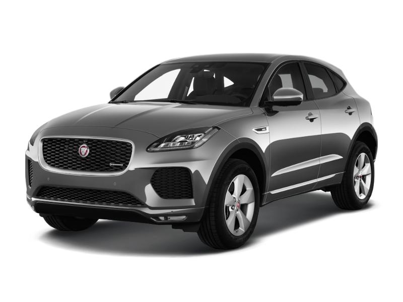 Jaguar E-Pace, 2018 год, 3 801 000 руб.