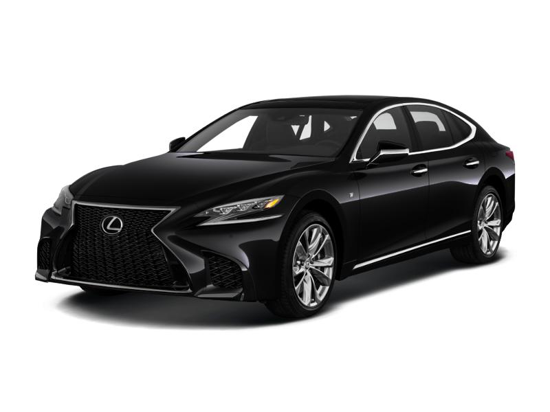 Lexus LS500, 2018 год, 7 350 000 руб.