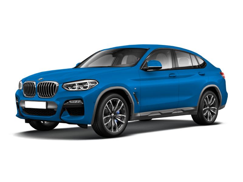 Пенза BMW X4 2020