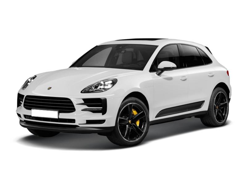 Porsche Macan, 2019 год, 4 851 100 руб.