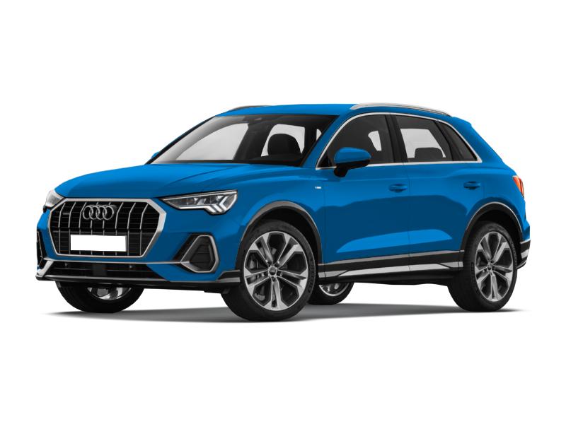 Audi Q3, 2020 год, 3 130 000 руб.