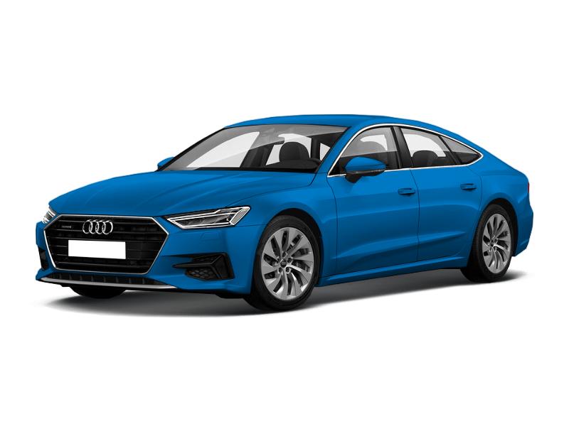 Audi A7, 2020 год, 4 192 615 руб.