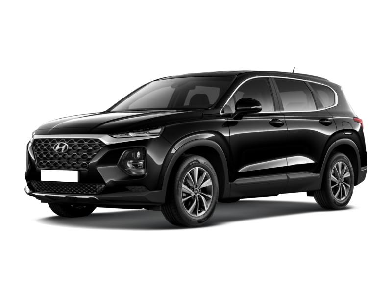 Hyundai Santa Fe, 2019 год, 2 929 000 руб.